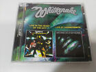 WHITESNAKE LIVE IN THE HEART OF THE CITY + HAMMERSMITH CD RUSSIA RUSSIA EDITION