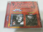 ACCEPT UDO MEAN MACHINE + EAT THE HEAT - CD RUSSIA RUSSIA ED ONLY NEW NEW