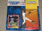 BASEBALL SPORTS FIGURE: 1994 EDITION: STARTING LINEUP: ANDRES GALARRAGA -NEW TOY