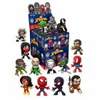 Funko Mystery Minis - Spider-man Classic - New Sealed Case Of 12 Blind Boxes