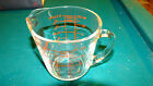 Fire King 16 oz pint 2 cup glass measuring cup