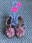 Childrens Place Pink Toddler Sandal Girl size 7