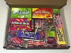 AMERICAN CANDY Gift box present UK SELLER  mike and ikes lemonheads lady taffy