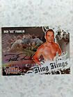 RICH FRANKLIN ROOKIE 1ST AUTO 2008 DONRUSS RING KINGS UFC MMA SIGNATURE