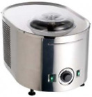 Lello 4080 Musso Lussino 15 Quart Ice Cream Maker Stainless