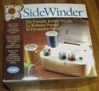Wrights SideWinder Portable Bobbin Winder NEW IN OPENED BOX  With Power Adapter