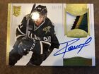2013-14 Panini Dominion Hockey Rookie Patch Autograph Guide 56