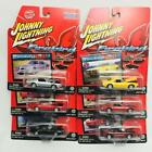 Johnny Lightning 164 Die cast FireBird Trans Am Complete 6 car set Mint on Card