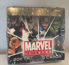 Marvel Universe 2011 Trading Cards Limited 3059 of 5000 Sealed Box