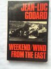 Jean Luc Godard Weekend Wind From The East Vent De lEst Film Script 1st Thus