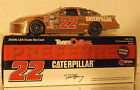 2006 DAVE BLANEY #22 CATERPILLAR AUTOGRAPHED COPPER TEAM CALIBER 1/24 CAR#323