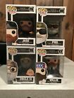 DUCK DYNASTY FUNKO POP SET- WILLIE, UNCLE SI, JASE, PHIL. Brand New In-Box!