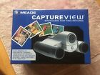 Meade Captureview Camera Binoculars 8X22 Model CVB 1003 Excellent Used Cond