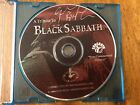 GEEZER BUTLER AUTOGRAPHED 1994 NATIVITY IN BLACK CD TRIBUTE TO BLACK SABBATH