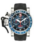 GRAHAM CHRONOFIGHTER OVERSIZE GMT CHRONOGRAPH AUTOMATIC MEN'S WATCH $12,130