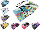 For Alcatel Raven A574BL Wallet Credit Card Pouch Cover Phone Case