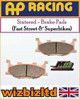 AP Racing Front Sintered Brake Pads Linhai Monarch 125/150 T 06-07 APR291SF