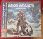 Amon Amarth ‎– Jomsviking japan digibook first press  (with OBI) signed CD
