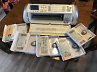 Cricut Expression Machine w 5 Cartridges Great Used Condition