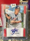 Nationals Rc Auto Bryce Harper 2009 UD USA Rookie Signed Autograph Autographed