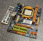 Biostar MCP6P M2+ VER 62 Socket AM2 Motherboard System Board with BP