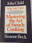 Signed copy Mastering the Art of French Cooking Vol 2 by Julia Child