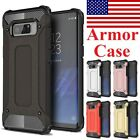 For Samsung Galaxy S8 / S8 Plus / Note 8 Case - Hybrid Shockproof Armor Cover