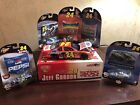 Lot of Six Die Cast Jeff Gordon Cars 124 and 164 Scale 24 NASCAR
