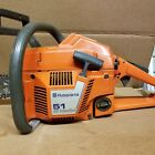 husqvarna 51 chainsaw good shape fix or use for parts