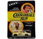 ERTL Rolls Royce Sliver ShadowThe Cannonball Run Movie Car Facto