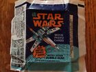 1977 star wars vintage card wrapper. rare nice shape