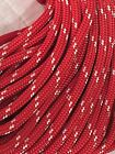 3 8 Double Braid Yacht Braid Premium Polyester Halyard Rigging Line Red with
