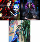 Monster High Valentine Whisp & Nefera Ever After Raven Queen 2015 SDCC Exclusive