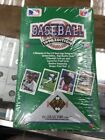 1990 Upper Deck Complete Factory Sealed Box