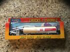 ERTL 1344 TRUCKS OF THE WORLD MACK CENEX TANKER TRUCK DIECAST VGC