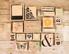 Lot Of 21 Hero Arts Rubber Stamps
