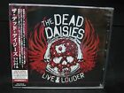 THE DEAD DAISIES Live & Louder JAPAN CD Motley Crue Blue Murder Whitesnake Dio