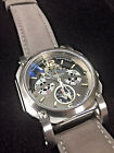 Visconti Chronograph Silver Shadow Limitied Edition with Watch Winder