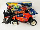 Vintage Radio Shack Turbo Thruster RC Car Electric 90's Original Box NO CHARGER