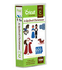 Cricut A Quilted Christmas Cartridge Brand New Works With All Cricut Machines