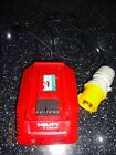 Hilti C4/36 - 90 FAST BATTERY CHARGER 110 V mains input great condition