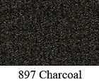 1974 Chevy C20 Pickup Floor Mat - 1pc Front -cutpile2wd Auto 3spd Low Tunnel