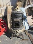 Antique Parlor wood stove