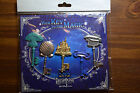 Disney Pins 88687 Your Key to the Magic 2012 Passholder NIP booster pack set