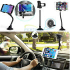 360°Rotate Universal Car Windshield Mount Holder Stand Bracket For Apple iPhone