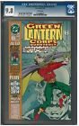 GREEN LANTERN CORPS QUARTERLY #2 CGC 9.8 (9 92) DC white pages