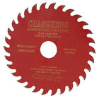 110 mm diameter 30T Woodworking Red Round TCT saw blade I4N7