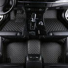 Fits Ford Mustang 2007-2016 Car Floor Mat Waterproof Leather Carpet 8 Colors Vst