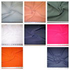 Discount Fabric 2 Ply 100 Nylon Taslan Water Repellent Choose Your Color