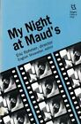 My Night at Mauds Eric Rohmer Director by English Showalter Used